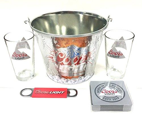 coors beer bucket - 5