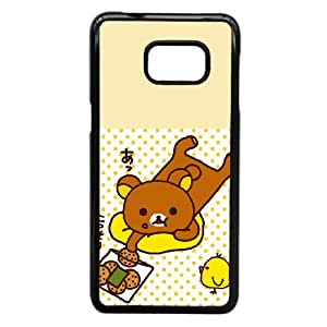 New Style Cute Bear Image Phone Case For Samsung Galaxy S6 Edge Plus