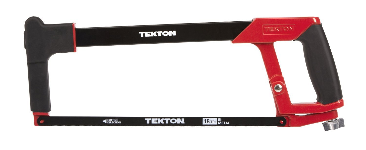 TEKTON 6823 2-in-1 High-Tension Hacksaw Review