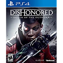 Dishonored: Death of the Outsider - PlayStation 4 - Standard Edition