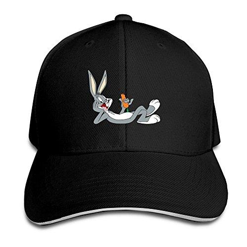 unisex-bugs-bunny-sun-hat-black