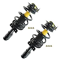 Strut & Spring Assembly Front Driver Passenger Pair for Acadia Traverse Enclave