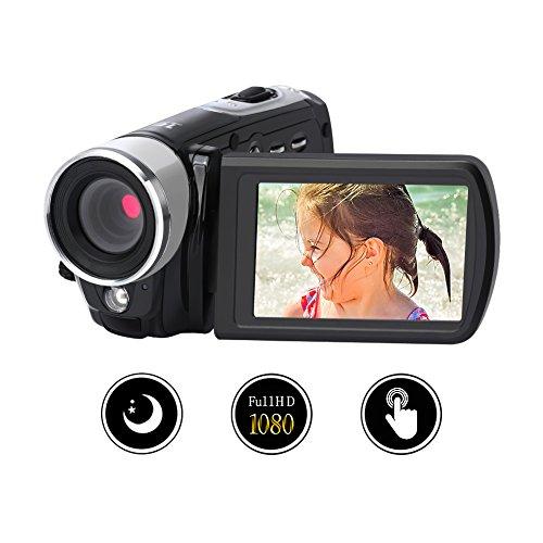 Camcorder Digital Camera Video Recorder Full HD 1080p Night