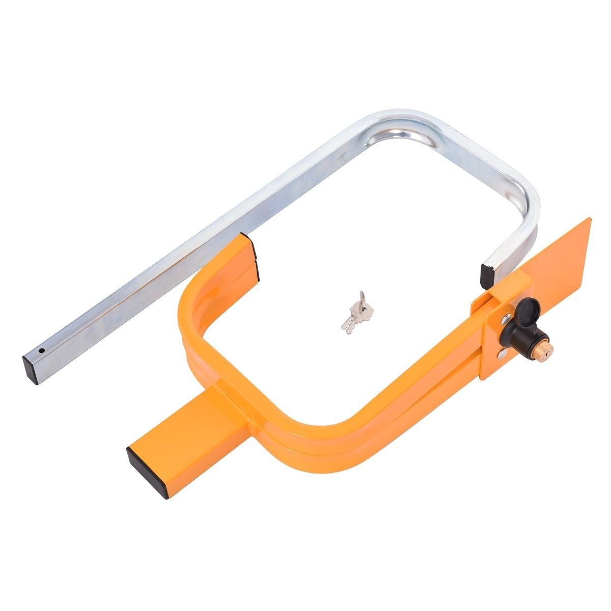 Goplus Wheel Lock Tire Trailer Auto Car Truck Anti-Theft Security Towing Tire Clamp by Goplus (Image #5)