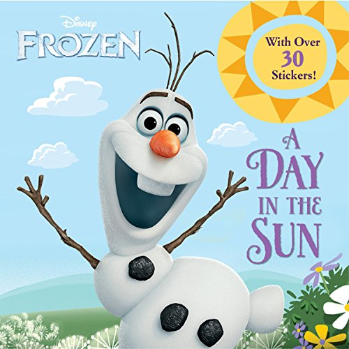 A Day in the Sun (Disney Frozen) -