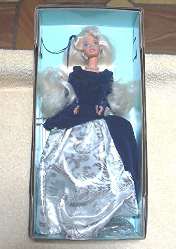 Barbie Special Edition Winter Velvet Doll Caucasian 1st In A Series