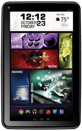 Visual Land Prestige Elite 7Q Android 4.4 Kit Kat 7-Inch Tablet with Google Play (Black) (Land Tablet Vision)