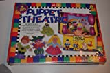Puppet Theatre & Theatre Activity Kit