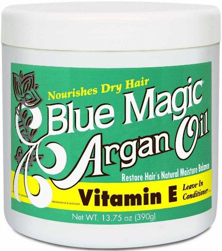 argan oil vitamin leave jar