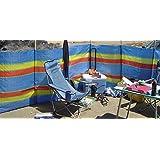 4, 5, 6, 8, 10 POLE BEACH HOLIDAY CARAVAN CAMPING WINDBREAK TALL WINDBREAKERS