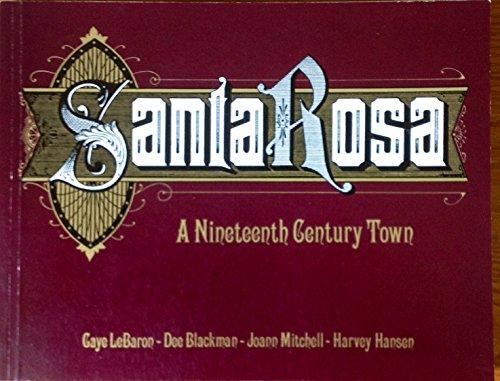 Santa Rosa: A Nineteenth Century - Stores Ca Santa Rosa In