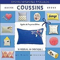 Coussins par Agathe de Frayssinet-Orhan