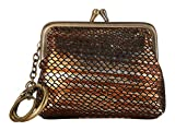 Patricia Nash Women's Large Borse Coin Purse Gold 1 One Size