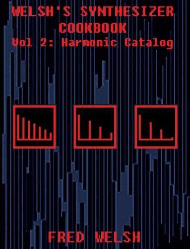 Welsh's Synthesizer Cookbook, Vol 2: Harmonic Catalog (Cooks Catalog)