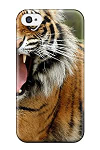 Iphone 4/4s Case, Premium Protective Case With Awesome Look - Animal For Mac0