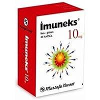İmuneks 10 Mg 40 Kapsül (Beta-Glukan)