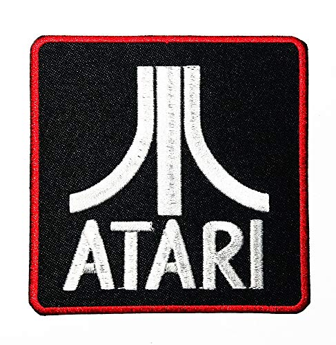 Video Game Player Home appliances Logo Patch Embroidered Sew Iron On Patches Badge Bags Hat Jeans Shoes T-Shirt -