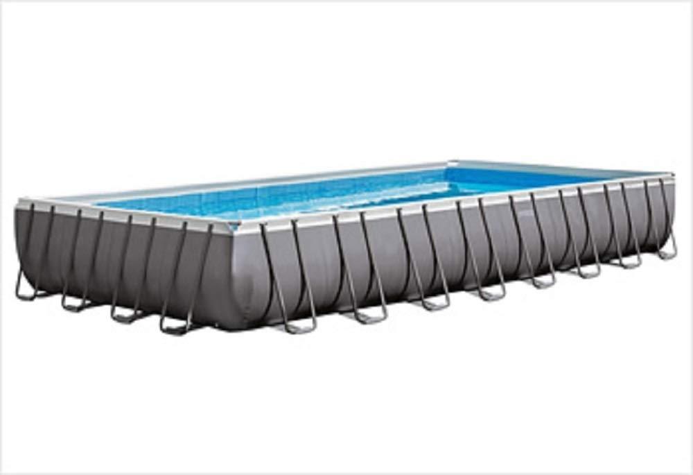 Piscina fuoriterra Intex ultraframe 975 con filtro de arena ...