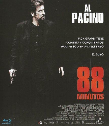 88 Minutos (Blu-Ray) (Import Movie) (European Format - Zone B2) (2014) Al Pacino; Jon Avnet