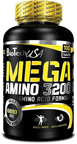 Amino Fuel - 120 tablets - Biotech