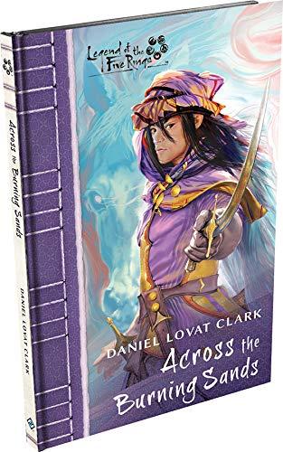 Across The Burning Sands Novella Fantasy Flight Games L5R