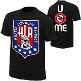 John Cena Kids HLR Hustle Loyalty Respect Boys T-Shirt-YM (10-12)