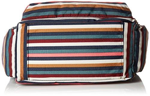 Gabbie Kipling bandoulière Multicolore Sacs Stripes Multi n0SwAq