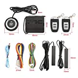 Partol Car Alarm System Smart Key PKE Car