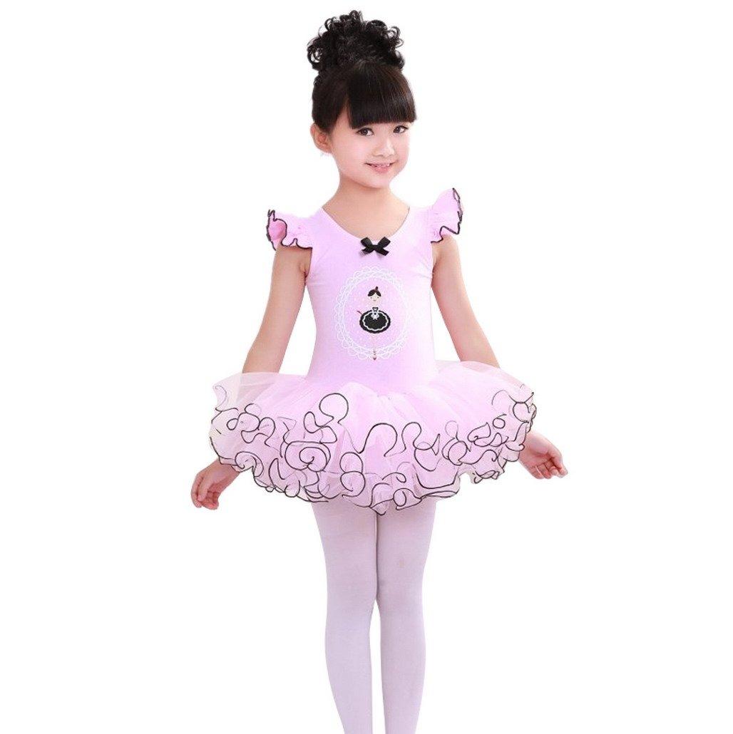DEHANG Falda Vestido Tutú Ropa de Ballet Danza Bailarina Baile ...