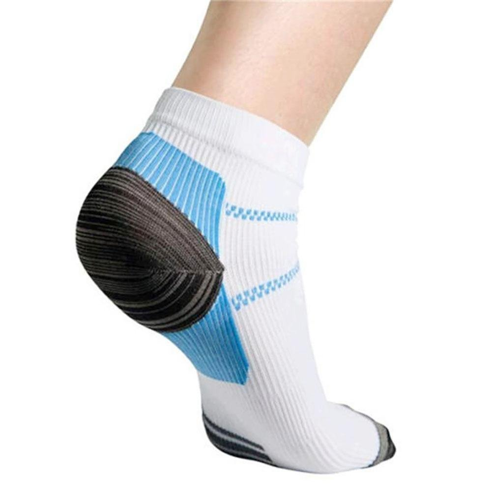 1 Pair Compression Sock For Plantar Heel Spurs Pain Foot Healthy Sport Socks Yeaton Yin-0013