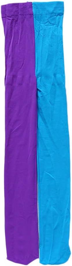 Gwxevce Filles Leggings Double Candy Couleur Chaud Bas Serr/é Enfants Collants Slip Filles Leggings Lac Bleu et Violet