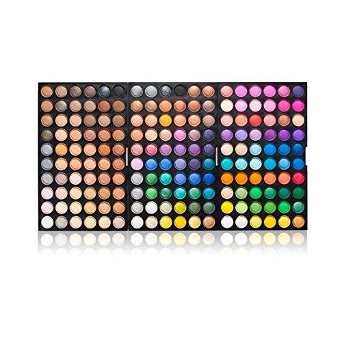24 opinioni per Pro 180 Colori Shimmer Nudo Tavolozza di Ombretti Trucco Make Up Palette Nuovo
