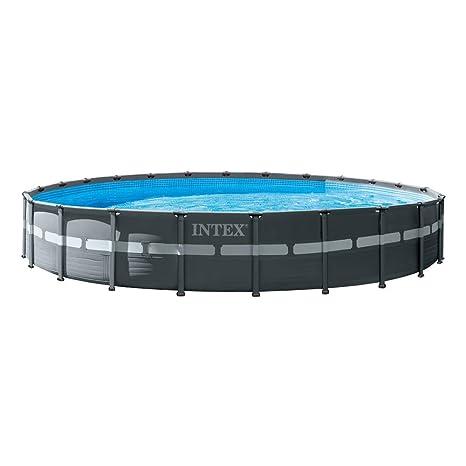 Intex 26340NP Piscina desmontable ultra XTR frame, con depuradora 732 x 132 cm
