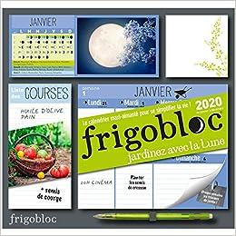 Jardiner Malin Calendrier Lunaire 2022 Frigobloc jardiner avec la lune 2020   : Collectif,: Amazon.ca: Books