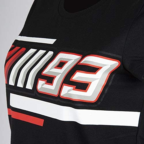 2018 Marc Marquez #93 Womens Fitted T-Shirt TEE Ladies Girls Female Sizes XS-XL