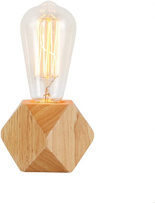 WXCG Lámpara de Escritorio LED Simple Moderno Luces de Noche de ...