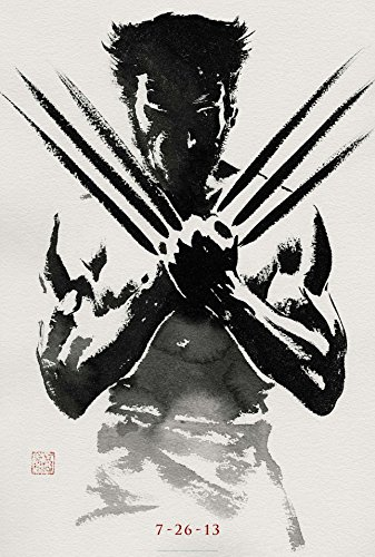 The Wolverine Silk Poster, 24x36 inch