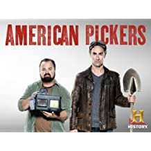 American Pickers Season 3