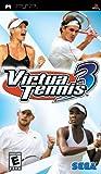 Virtua Tennis 3 - PlayStation Portable