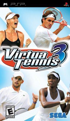 Virtua Tennis 3 Sony PSP