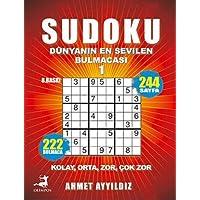 Sudoku 1: Dünyanın En Sevilen Bulmacası
