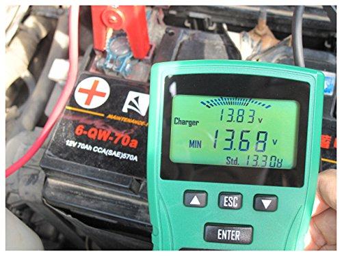 DLG DI-215A 12V & 24V Automotive Battery Tester by DLG (Image #3)
