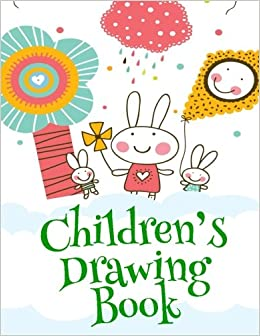 childrens drawing book graph paper notebook 85 x 11 120 grid lined pages 14 inch squares dartan creations 9781546912064 amazoncom books - Children Drawing Books