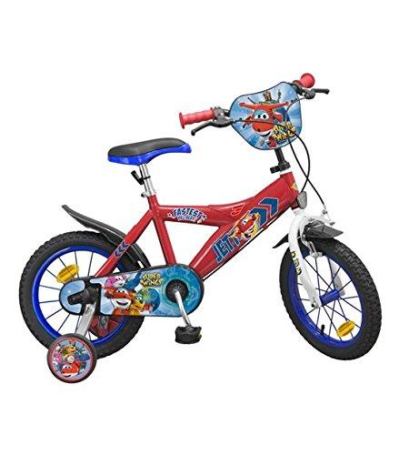 """Toimsa Kinderfahrrad Fahrrad Super Wings 16 """""""