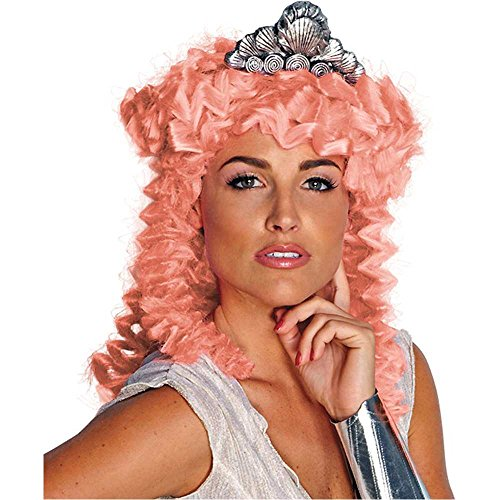 Aphrodite Wig with Headpiece - One Size (Aphrodite Costume Child)