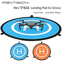 XSD MOEDL PGY 75cm mini Fast-fold landing pad DJI Mavic phantom 2 3 4 inspire 1 helipad RC Drone gimbal Quadcopter Helicopter Accessories