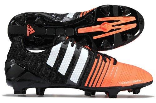 Adidas Nitrocharge 3.0 FG Junior Soccer Cleat  Sz. 2Y