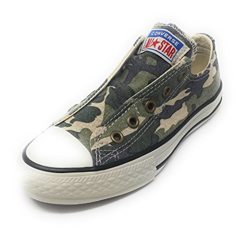 Converse CTAS Slip Chuck Taylor All Star Medium Oliver/Vintage Khaki/Mimetico (1 Junior)