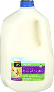 365 Everyday Value, Organic 2%Fat Milk, 128 oz