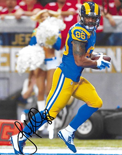 - Lance Kendricks, LA Rams, St Louis Rams, Signed, Autographed, 8X10 Photo, a Coa with the Proof Photo of Lance Signing Will Be Included